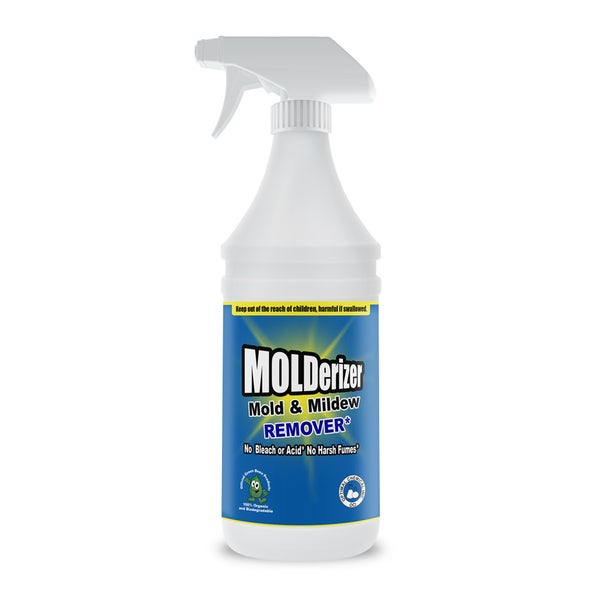 Molderizer 32-ounce Non-toxic Mold and Mildew Remover