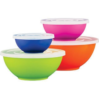 Melamine Mixing Bowls (Set of 4)