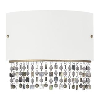 Harper 2-light Wall Sconce in Brushed Gold