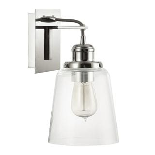 Urban 1-light Wall Sconce in Polished Nickel