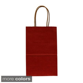 Premier Packaging Pinstripe Shopper Gift Bags (Pack of 15)