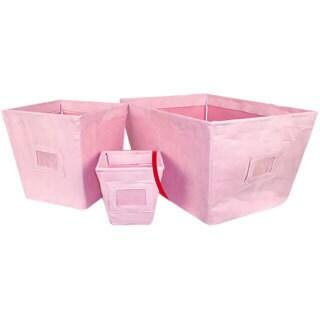 TrendLab Large Pink Bin