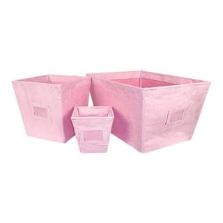 TrendLab Small Pink Bin