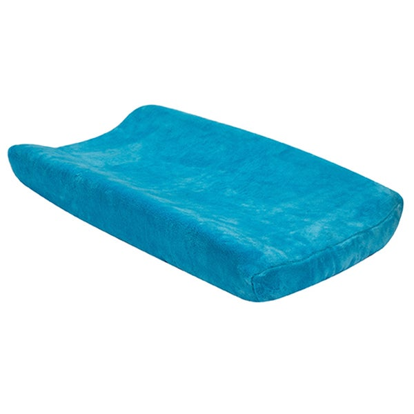 Trend Lab Pacific Blue Changing Pad Cover