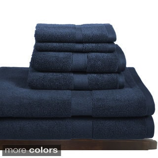 Egyptian Cotton 650 GSM 6-piece Towel Set