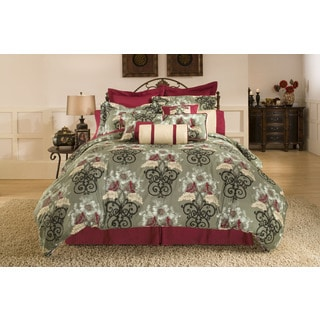 Coronado 3-piece Duvet Cover Set and Euro Sham Separates