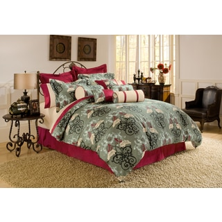 Coronado 4-piece Comforter Set and Euro Sham Separates