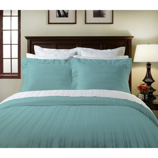 510 Thread Count 3-piece Duvet Cover Set and Euro Sham Separates