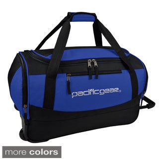 Pacific Gear by Traveler's Choice Gala 20-inch Carry-on Rolling Upright Duffel Bag