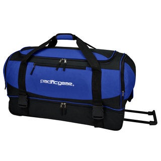 Pacific Gear Gala 30-inch Drop Bottom Rolling Upright Duffel Bag