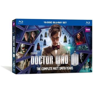Doctor Who: The Complete Matt Smith Years (Blu-ray Disc)