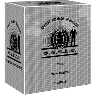 The Man From U.N.C.L.E. - The Complete Series (DVD)
