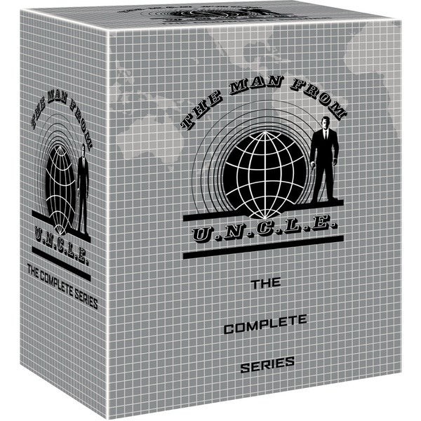 The Man From U.N.C.L.E. - The Complete Series (DVD) 13827443
