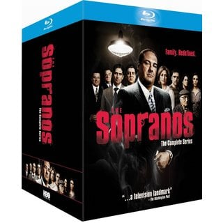 The Sopranos: The Complete Series (Blu-ray Disc)