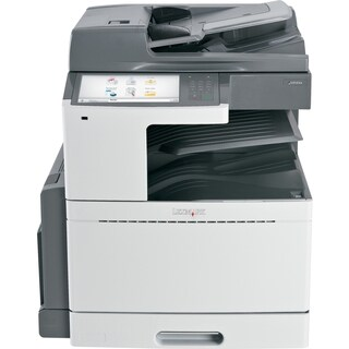 Lexmark X950DE LED Multifunction Printer - Color - Plain Paper Print