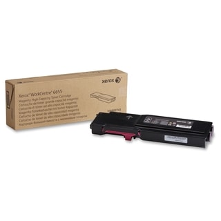 Xerox Toner Cartridge - Magenta
