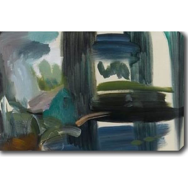 The Plants' Oil on Canvas Art