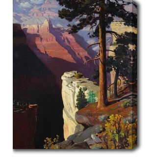 Grand Canyon' Oil on Canvas Art