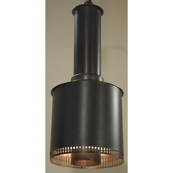 Classic Tubular 1-light Pendant