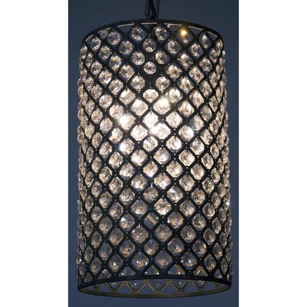 Gorgeous Bedazzled 4-light Pendant