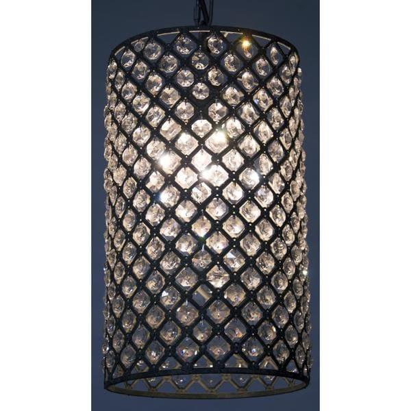 Gorgeous Bedazzled 4-light Pendant