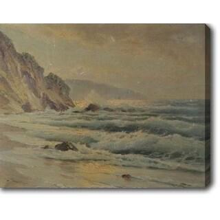 The Ocean' Oil on Canvas Art