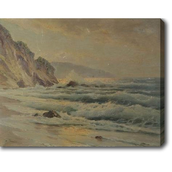 The Ocean' Oil on Canvas Art