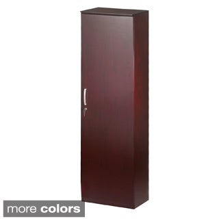 Mayline Napoli Series Right Handed Wardrobe Cabinet