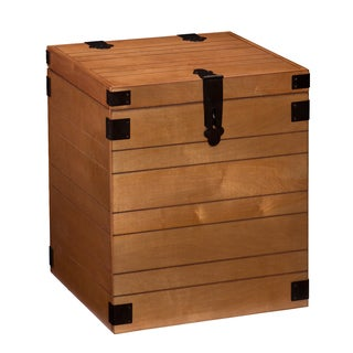 Upton Home Ridge Trunk Side/ End Table