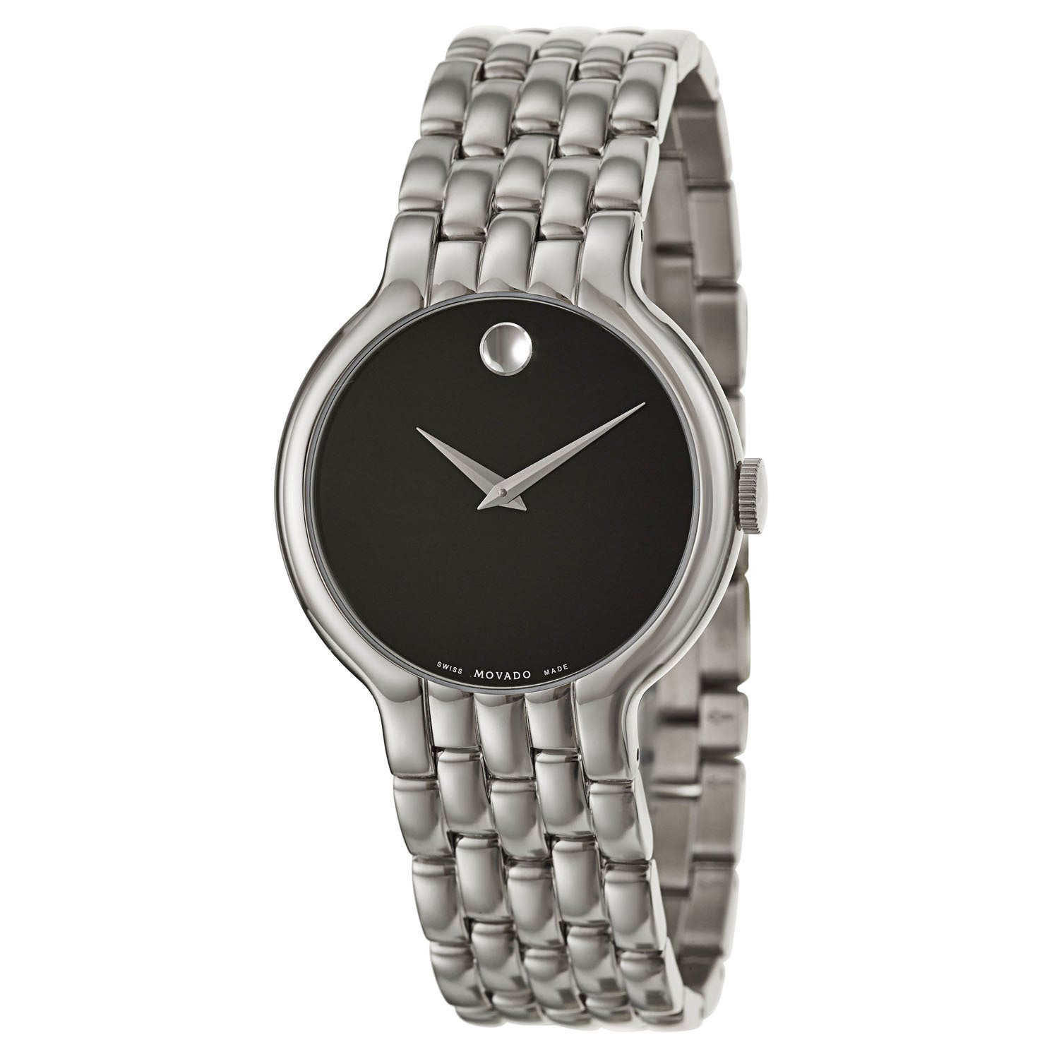Movado Men's 0606337 'Veturi' Stainless Steel Swiss Quartz Watch at Sears.com