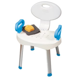 Carex E-Z Bath and Shower Seat with Handles