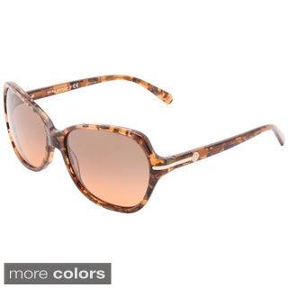 Tory Burch Women's TY7054 Gradient Square Sunglasses