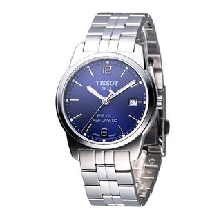 Tissot Men's T0494071104700 PR100 Classic Watch