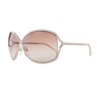 Tom Ford Women's TF179 28G Rickie Square Sunglasses