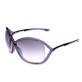 Tom Ford Women's 'Whitney TF9-74F' Butterfly Sunglasses