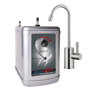 ReadyHot RH-200-570-BN Instant Hot Water Dispenser with Faucet