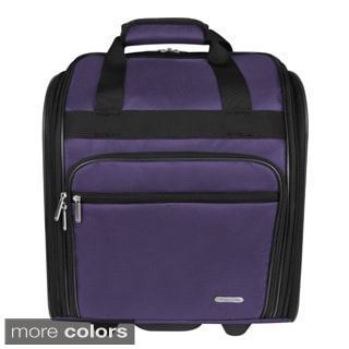 Travelon 15-inch Wheeled Underseat Carry-on Bag