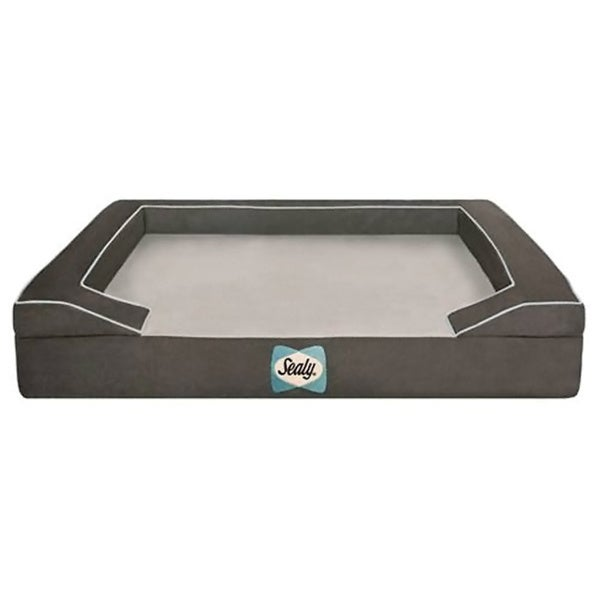 Sealy Large Cooling Memory Foam Pet Bed (As Is Item)