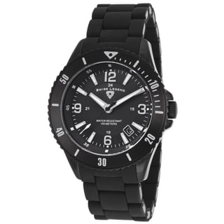 Swiss Legend Women's Luminoso SL-93608-BB-11 Black Watch