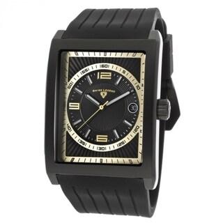 Swiss Legend SL-40012-BB-01-GA Men's Limousine Black Watch