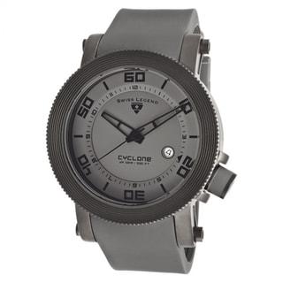 Swiss Legend Men's SL-30464-GM-014 Cyclone Grey Watch