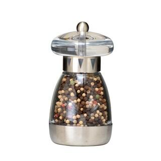 6-inch Acrylic Pepper Mill