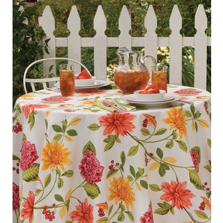 Paradise Indoor/ outdoor Table Cloth