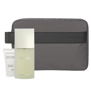 Issey Miyake L'eau D'Issey Men's 3-piece Fragrance Set