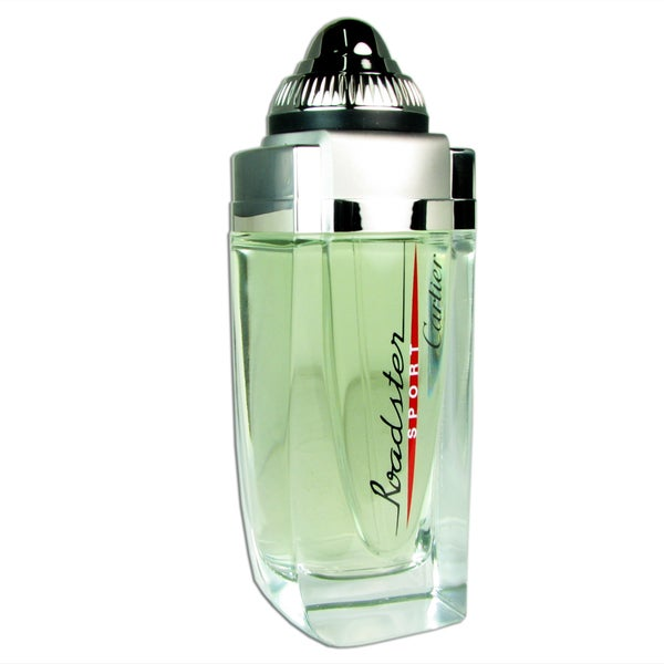 Cartier Roadster Sport Men's 3.3-ounce Eau de Toilette Spray (Tester)
