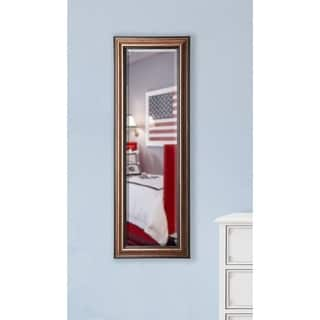 American Made Rayne Canyon Bronze 21 x 60-inch Slender Body Mirror