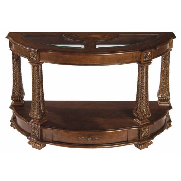Westminster Demilune Sofa Table