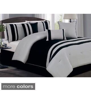 Luxury Queen-size 7-piece Comforter Set