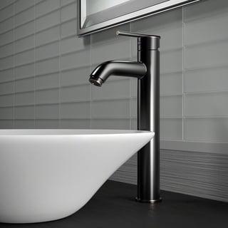 Sir Faucet 718 Single-handle Vessel Bathroom Faucet