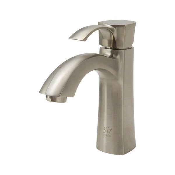 Sir Faucet 725 Brass Single Handle Vessel Faucet
